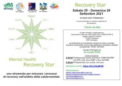 Mental Health Recovery Star™ - corso base