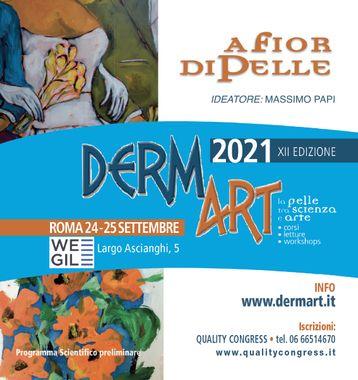 Dermart 2021 - XII Edizione