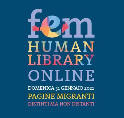 PAGINE MIGRANTI - Una nuova Fem Human Library online