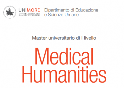 Seconda edizione del Master di I livello in Medical Humanities